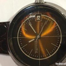 Relojes automáticos: RELOJ AUTOMATICO MARCA THERMIDOR COLOR ELEGANTE. Lote 112633955