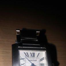 Relojes automáticos: AUTENTICO Y MAGNIFICO RELOJ CARTIER MUJER 2301 SIN USO FUNCIONA CORRECTAMENTE. Lote 118762368