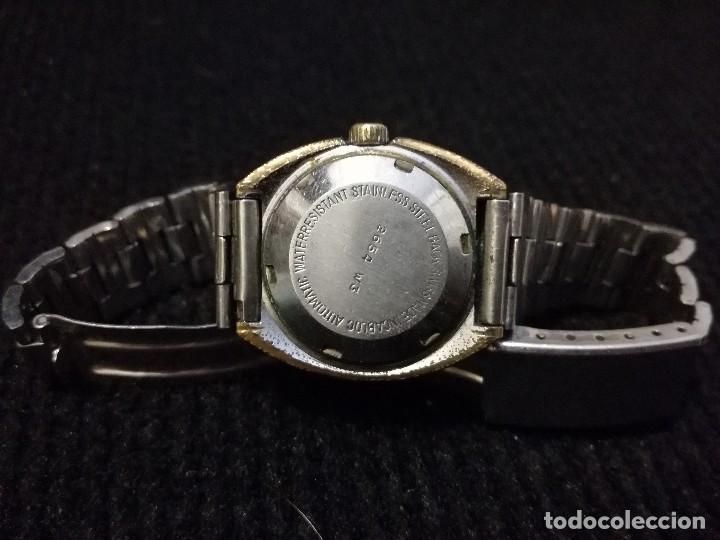 Relojes automáticos: Reloj de pulsera mujer señora thermidor automático 21 jewels. Funcionado - Foto 4 - 112828115