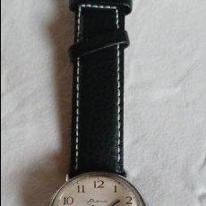 Relojes automáticos: RAKETA RELOJ RUSO AUTOMATICO 36 MMS CORREA BUEN ESTADO . Lote 112934107