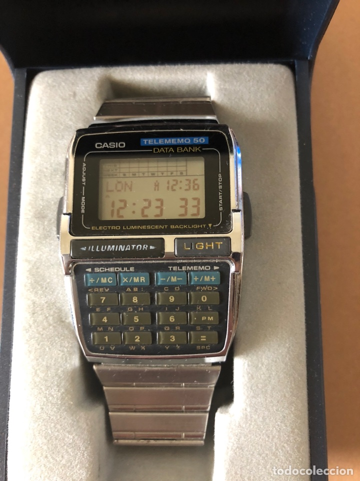 9203d456c13b reloj casio dbc 630 - Buy Old Automatic Watches at todocoleccion ...