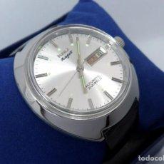 Relojes automáticos: RELOJ VINTAGE - MARCA HMT (LICENCIA Y TECNOLOGÍA CITIZEN) - MODELO RAJAT - AUTOMÁTICO-COMO NUEVO. Lote 113302891
