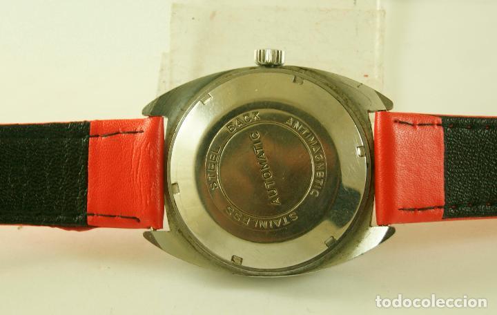 Relojes automáticos: THERMIDOR AUTOMATIC FUNCIONANDO 34.5MM - Foto 7 - 113460055