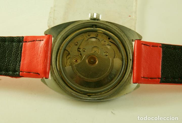 Relojes automáticos: THERMIDOR AUTOMATIC FUNCIONANDO 34.5MM - Foto 8 - 113460055