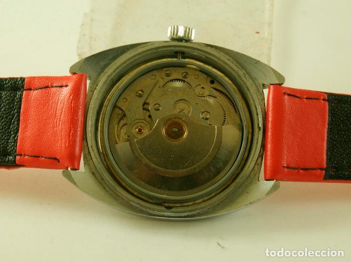 Relojes automáticos: THERMIDOR AUTOMATIC FUNCIONANDO 34.5MM - Foto 9 - 113460055