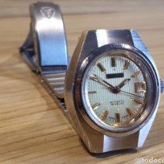Relojes automáticos: BONITO RELOJ AUTOMATICO DE MUJER THERMIDOR. FUNCIONANDO.. Lote 113652923