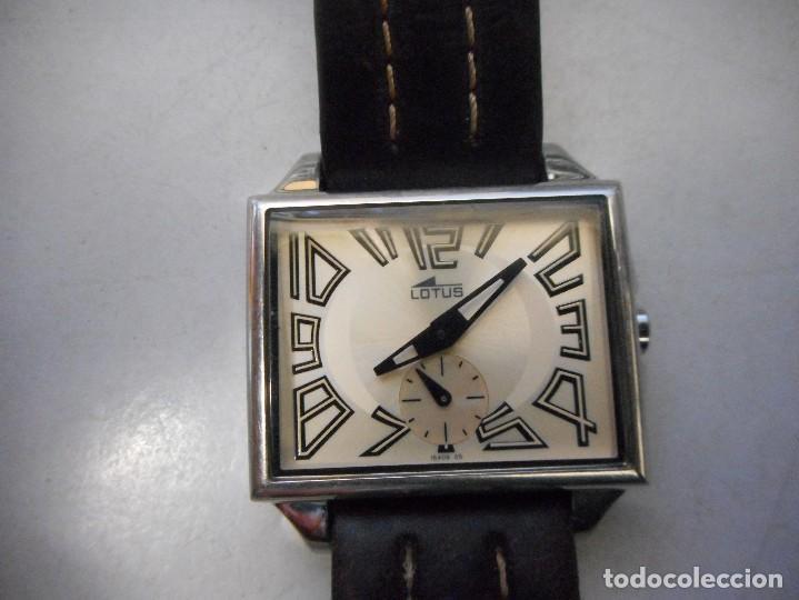 Relojes automáticos: reloj lotus - Foto 2 - 114001891
