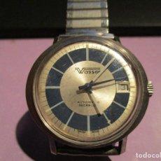 Relojes automáticos: RELOJ DE PULSERA CABALLERO VASSER. Lote 114092503