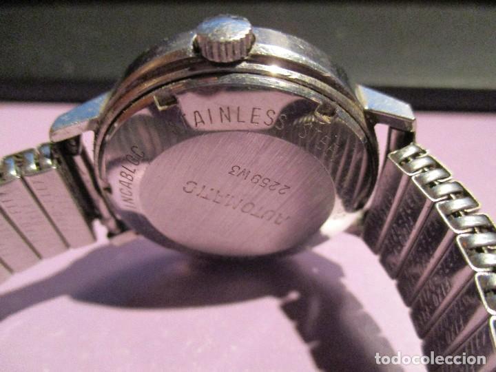 Relojes automáticos: reloj de pulsera caballero VASSER - Foto 2 - 114092503