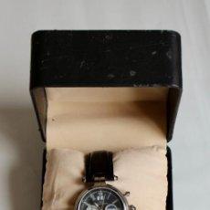 Relojes automáticos: RELOJ DE PULSERA PARA HOMBRE AUTOMÁTICO WM OF SWITZERLAND GENUINO,ACERO INOXIDABLE, SERIE LIMITADA. Lote 114175747