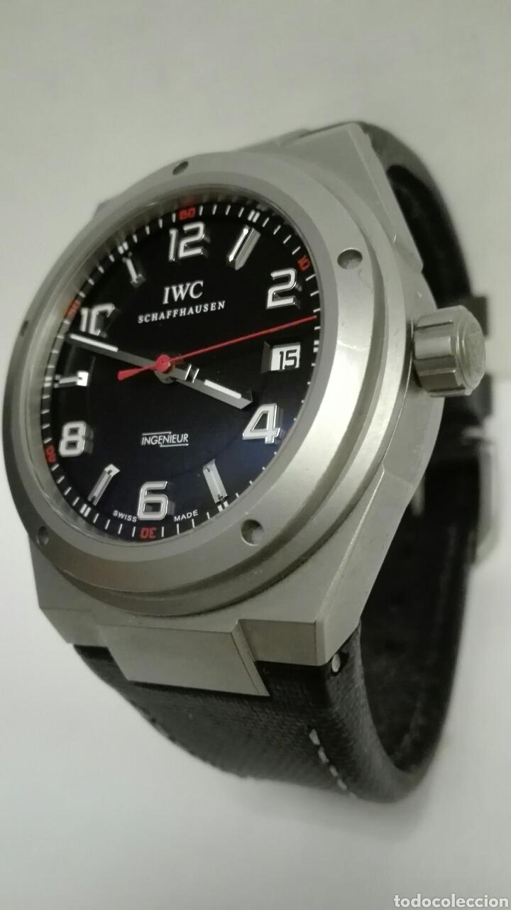 RELOJ IWC AUTOMÁTICO (Relojes - Relojes Automáticos)