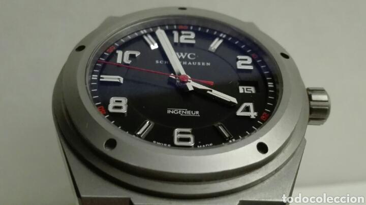 Relojes automáticos: Reloj IWC Automático - Foto 2 - 114309718