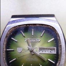 Relojes automáticos: RELOJ THERMIDOR AUTOMÁTICO. Lote 114461855