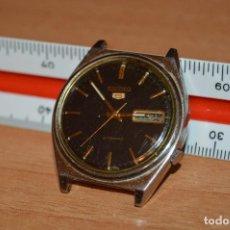 Relojes automáticos: ANTIGUO - VINTAGE - RELOJ DE PULSERA - SEIKO 5 - 7009 3140 - 36 MM - AUTOMÁTICO - JAPAN - HAZ OFERTA. Lote 114479495