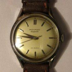 Relojes automáticos: RELOJ MOVADO KINGMATIC HOMBRE.. Lote 114494668