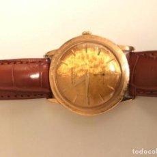 Relojes automáticos: RELOJ AUTOMATICO MOVADO ORO 18K COLECCIONISTA AUTOMÁTICO POR MARTILLO ÚNICO DEL 1956. Lote 108838063