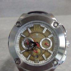 Relojes automáticos: MAGNIFICO RELOJ AUTOMATICO RAOUL U BRAUN.CAJA DOCUMENTOS ORIGINALES.NUEVO SIN USAR.. Lote 114653855