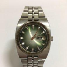 Relojes automáticos: RELOJ DUWARD AQUASTAR AUTOMÁTICO. Lote 114838258