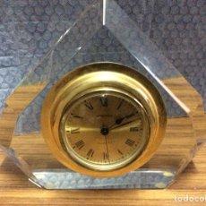 Relojes automáticos: RELOJ STAIGER-QUARTZ-MADE IN GERMANY-BASE DE CRISTAL.. Lote 115597750