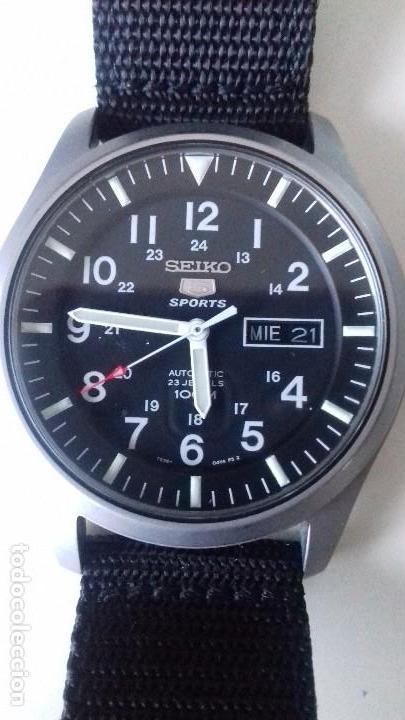 bfdcfeeca 4 fotos RELOJ SEIKO 5 NEO SPORT AUTOMATICO SNZG15K1 (Relojes - Relojes  Automáticos) ...