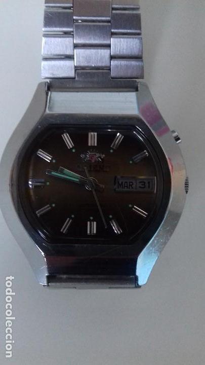 Relojes automáticos: RELOJ AUTOMATIO ORIENT - Foto 2 - 115715591