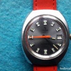 Relojes automáticos: RELOJ AUTOMÁTICO DE CABALLERO MARCA YEMA. FUNCIONANDO.. Lote 116235559