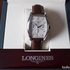 Relojes automáticos: LONGINES EVIDENZA CRONÓGRAFO. Lote 116381847
