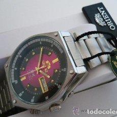 Relojes automáticos: ORIENT XXL AUTOMATICO IMPRESIONANTE ORIGINAL OLD STOCK -MINT, CAJA, SIN USAR. Lote 116418123