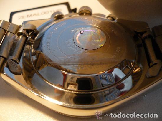 Relojes automáticos: ORIENT XXL AUTOMATICO IMPRESIONANTE ORIGINAL OLD STOCK -MINT, CAJA, SIN USAR - Foto 3 - 116418123