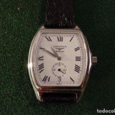 Relojes automáticos: RELOJ DE PULSERA AUTOMÁTICO MARCA LONGINES EVIDENZA. Lote 116477823