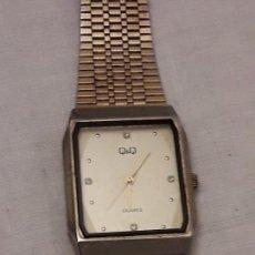 Relojes automáticos: RELOJ Q & Q QUARTZ MADE JAPAN DE MUJER. Lote 116762863