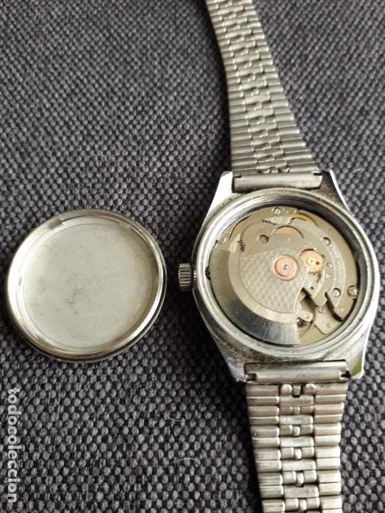 Relojes automáticos: Reloj automático Briter para Caballero. Funcionando. - Foto 4 - 116904723