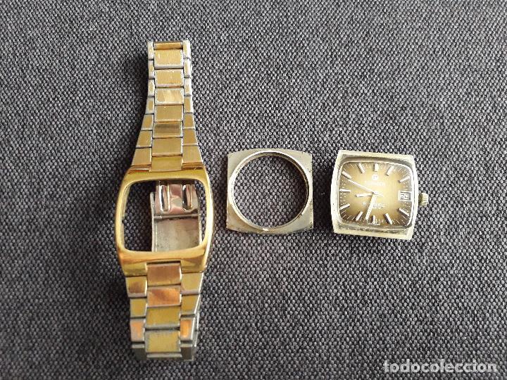 Relojes automáticos: Reloj automático Roamer Rockshell Mark V para Caballero. Funcionando. - Foto 4 - 116905251