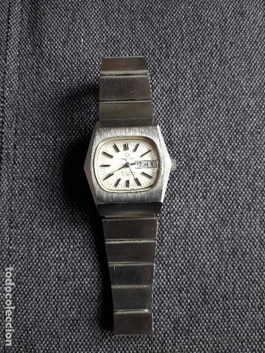 Relojes automáticos: Reloj automático Certina para caballero. Funcionando. - Foto 2 - 116930015