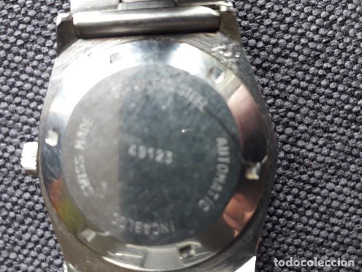 Relojes automáticos: Reloj automático Certina para caballero. Funcionando. - Foto 6 - 116930015