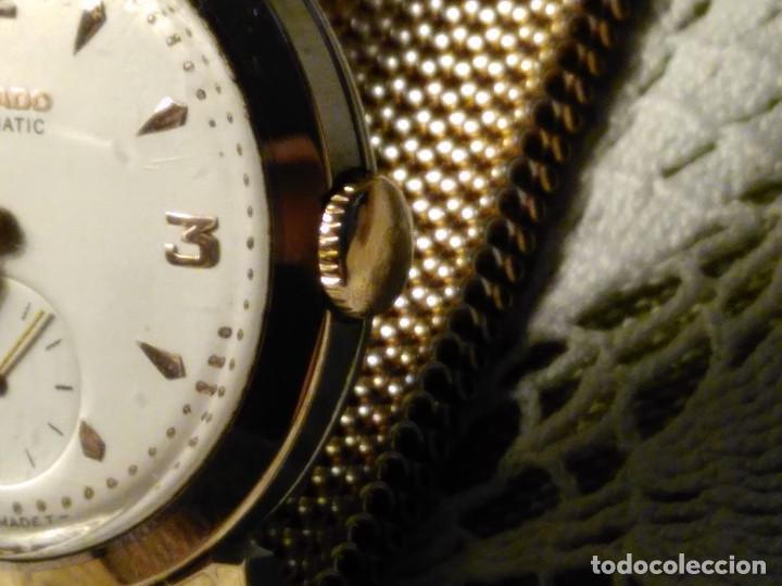 Relojes automáticos: MOVADO AUTOMATICO. AÑO 1.959 FUNCIONANDO - IMPECABLE. ACERO Y ORO. BUMPER/MARTILLO. DESCRIP. Y FOTOS - Foto 12 - 117184515