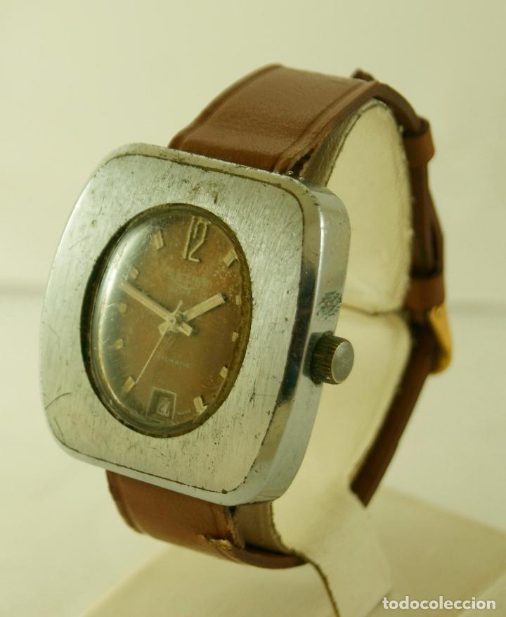 Relojes automáticos: SICURA AUTOMATIC CASA BREITLING 38 X 40 MM - Foto 4 - 117542215