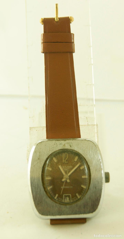 Relojes automáticos: SICURA AUTOMATIC CASA BREITLING 38 X 40 MM - Foto 5 - 117542215