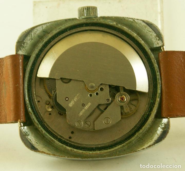 Relojes automáticos: SICURA AUTOMATIC CASA BREITLING 38 X 40 MM - Foto 7 - 117542215