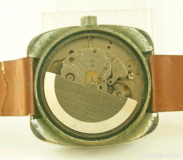 Relojes automáticos: SICURA AUTOMATIC CASA BREITLING 38 X 40 MM - Foto 8 - 117542215