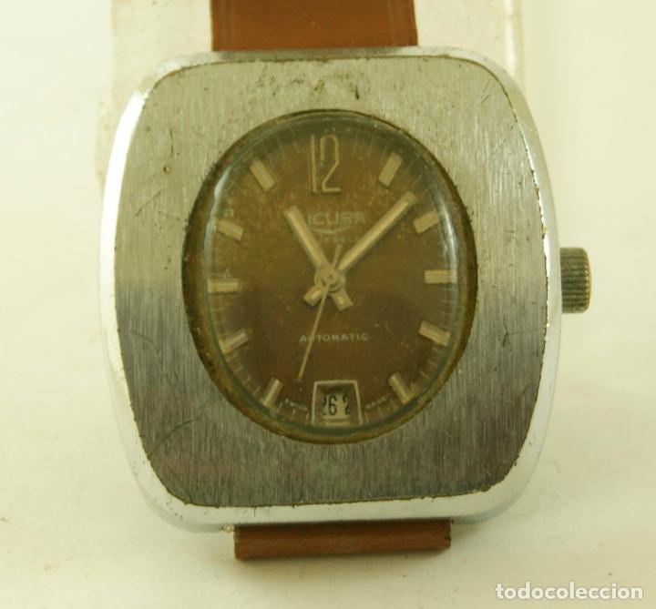 Relojes automáticos: SICURA AUTOMATIC CASA BREITLING 38 X 40 MM - Foto 9 - 117542215