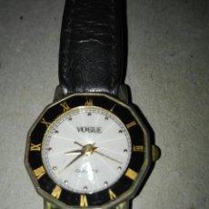 Relojes automáticos: RELOJ VOGUE DE PULSERA. SEÑORA. ESFERA DE 2,5CM SIN CORONA. Lote 117586420