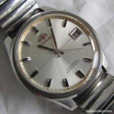 Relojes automáticos: RELOJ DE PULSERA ORIENT AUTOMATICO FUNCIONANDO. Lote 117846519