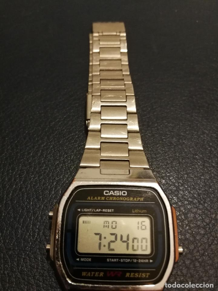 6219a33f951e 7 fotos RELOJ CASIO WR A184W SUMERGIBLE AÑOS 80 FUNCIONANDO (Relojes -  Relojes Automáticos) ...