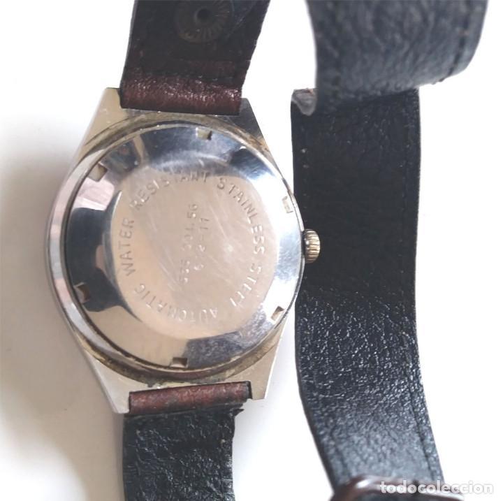 Relojes automáticos: Cyma Conquistador by Synchron Automático Calendario, funciona. Med. 35 mm sin corona - Foto 2 - 118681203