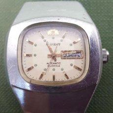 Relojes automáticos: RELOJ DE PULSERA PARA SEÑORA. ORIENT 21 JEWELS. AUTOMATIC. CIRCA 1960. . Lote 118969183