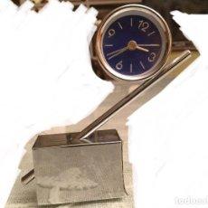 Relojes automáticos: RELOJ DE SOBREMESA - CON PILA DE BOTON. Lote 118973863