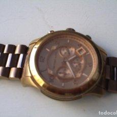 Relojes automáticos: RELOJ MARCA MICHAEL KORS AUTOMATICO DE DISEÑO. Lote 119199379