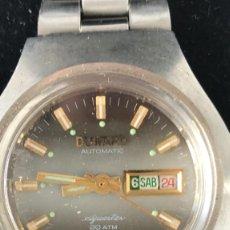 Relojes automáticos: RELOJ AUTOMATICO DE MUJER DUWARD MODELO AQUASTAR 1970'S. . Lote 119497971