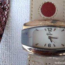 Relojes automáticos: RELOJ (VALENTÍN RAMOS) NO FUNCIONA PUEDE QUE SEA LA PILA. Lote 119555371
